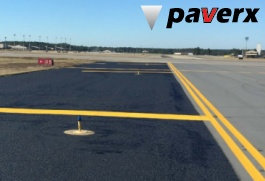 PaveRX asphalt rejuvenation helps stop pavement from aging and deteriorating