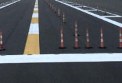 HASCO provides runway and taxiway painting for improved safety