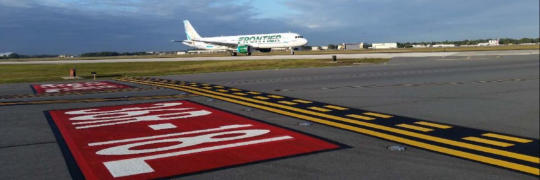 HASCO provides pavement and asphalt services to airports throughout NC and SC